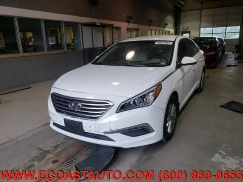 2015 Hyundai Sonata for sale at East Coast Auto Source Inc. in Bedford VA