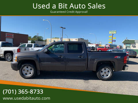 2011 Chevrolet Silverado 1500 for sale at Used a Bit Auto Sales in Fargo ND