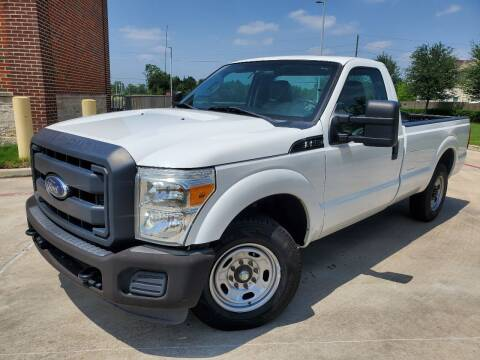 2012 Ford F-250 Super Duty for sale at AUTO DIRECT in Houston TX