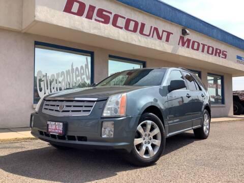 2006 Cadillac SRX for sale at Discount Motors in Pueblo CO