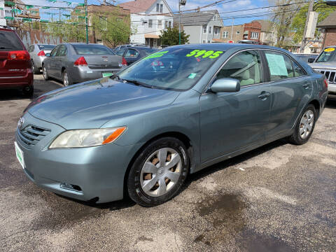 2008 Toyota Camry for sale at Barnes Auto Group in Chicago IL
