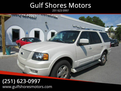2005 Ford Expedition for sale at Gulf Shores Motors in Gulf Shores AL