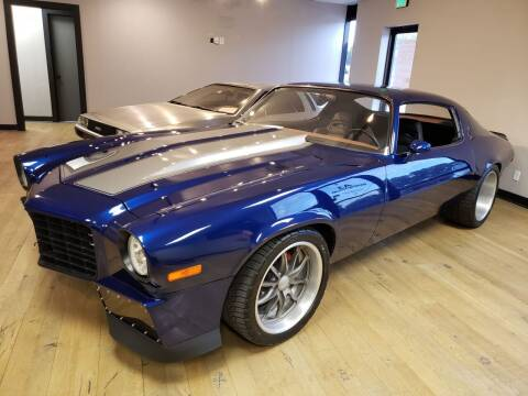 1973 Chevrolet Camaro for sale at EA Motorgroup in Austin TX