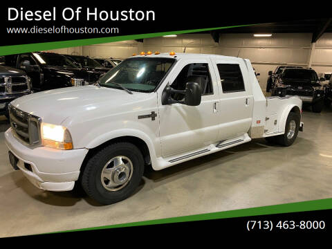 1999 Ford F-350 Super Duty for sale at Diesel Of Houston in Houston TX