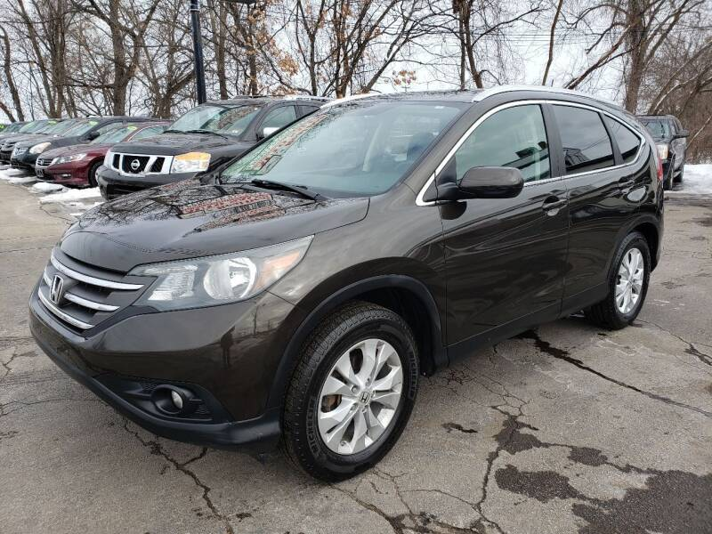 2013 Honda CR-V for sale at Real Deal Auto Sales in Manchester NH
