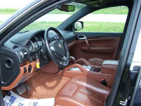 2008 Porsche Cayenne for sale at Peninsula Motor Vehicle Group in Oakville NY
