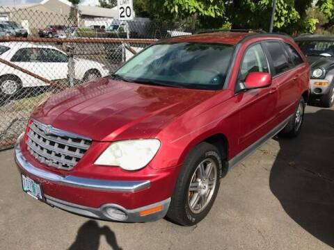 2007 Chrysler Pacifica for sale at Chuck Wise Motors in Portland OR