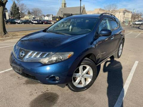 2009 Nissan Murano for sale at Your Car Source in Kenosha WI