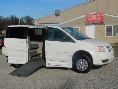 2010 Dodge Grand Caravan for sale at Macrocar Sales Inc in Akron OH