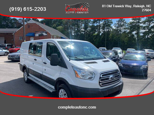 2015 Ford Transit Cargo for sale at Complete Auto Center , Inc in Raleigh NC