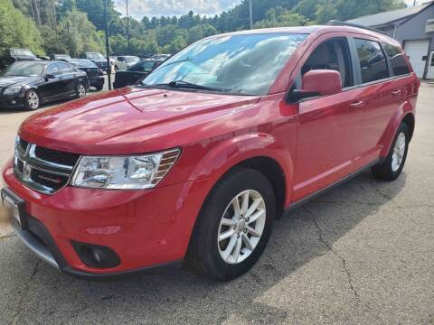 2013 Dodge Journey for sale at Extreme Auto Sales LLC. in Wautoma WI