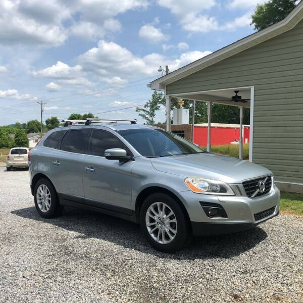 2010 Volvo XC60 for sale at Judy's Cars in Lenoir NC