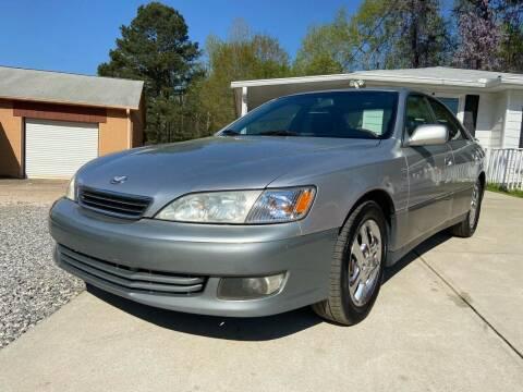 2001 Lexus ES 300 for sale at Efficiency Auto Buyers in Milton GA
