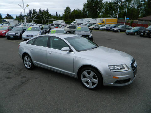 2008 Audi A6 for sale at J & R Motorsports in Lynnwood WA