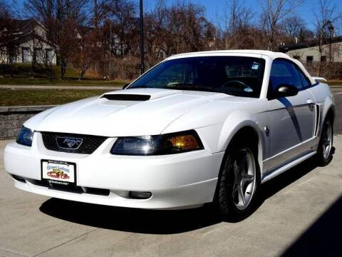 2004 Ford Mustang for sale at Great Lakes Classic Cars & Detail Shop in Hilton NY