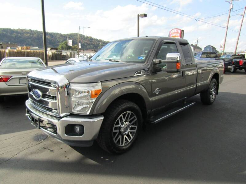2012 Ford F-250 Super Duty for sale at Joe's Preowned Autos 2 in Wellsburg WV