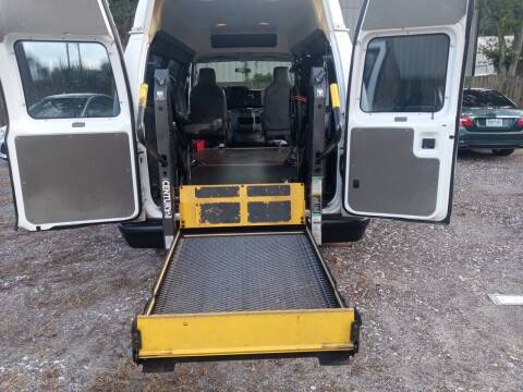 2012 Ford E-Series Cargo for sale at Royal Auto Mart in Tampa FL