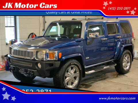 2006 HUMMER H3 for sale at JK Motor Cars in Pittsburgh PA