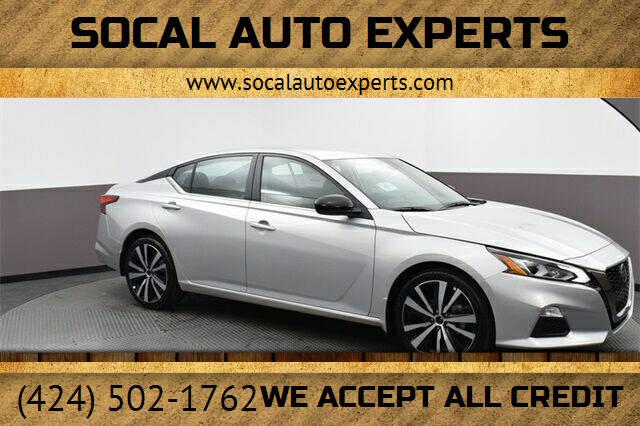 2020 Nissan Altima for sale in Culver City, CA