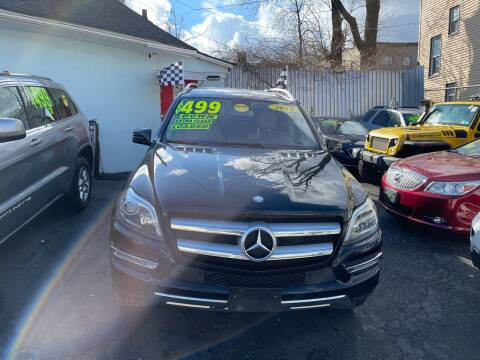 2013 Mercedes-Benz GL-Class for sale at Best Cars R Us LLC in Irvington NJ