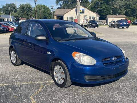 2009 Hyundai Accent for sale at 2EZ Auto Sales in Indianapolis IN