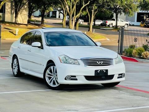 2009 Infiniti M35 for sale at Texas Drive Auto in Dallas TX