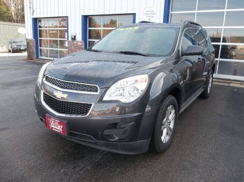 2014 Chevrolet Equinox for sale at Valley Automotive in Peterborough NH