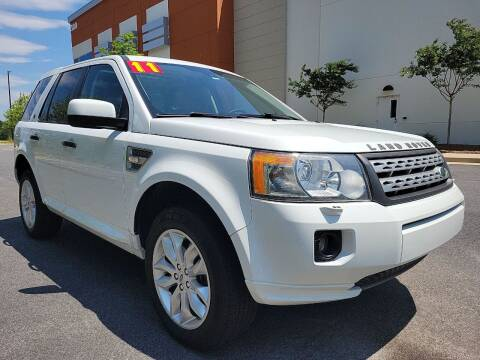 2011 Land Rover LR2 for sale at ELAN AUTOMOTIVE GROUP in Buford GA
