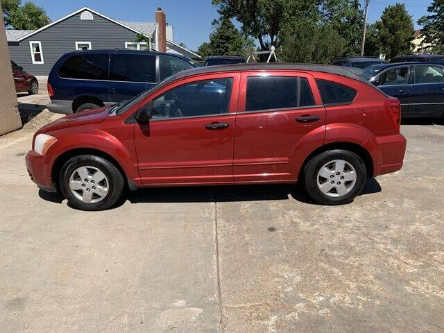 2007 Dodge Caliber for sale at Daryl's Auto Service in Chamberlain SD