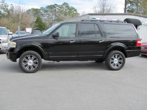 2009 Ford Expedition EL for sale at Pure 1 Auto in New Bern NC