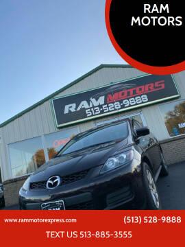 2009 Mazda CX-7 for sale at RAM MOTORS in Cincinnati OH