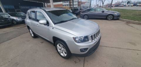 2014 Jeep Compass for sale at Divine Auto Sales LLC in Omaha NE