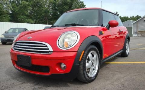 2009 MINI Cooper for sale at Hilltop Auto in Prescott MI