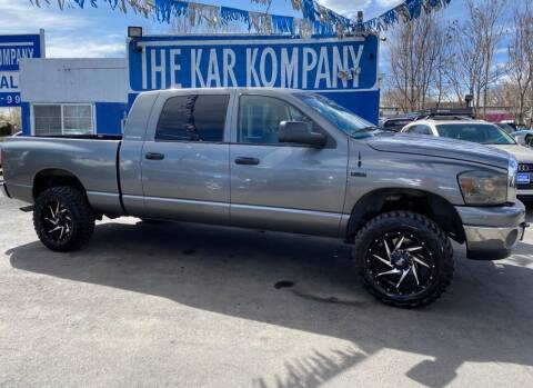 2006 Dodge Ram Pickup 1500 for sale at The Kar Kompany Inc. in Denver CO