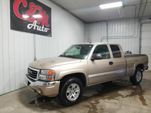 2004 GMC Sierra 1500 for sale at C&M Auto in Worthing SD