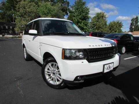 2012 Land Rover Range Rover for sale at K & S Motors Corp in Linden NJ