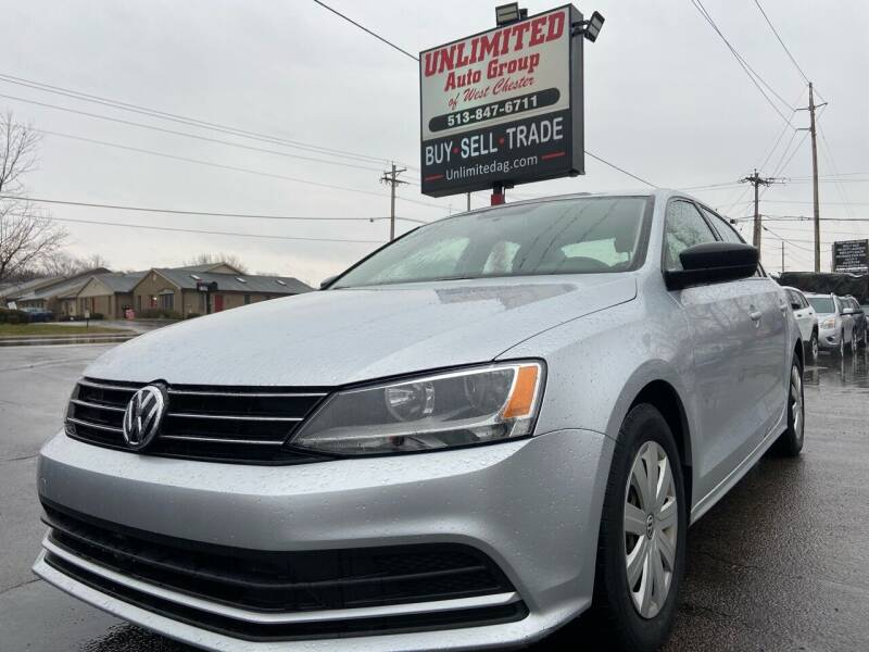 2015 Volkswagen Jetta for sale at Unlimited Auto Group in West Chester OH