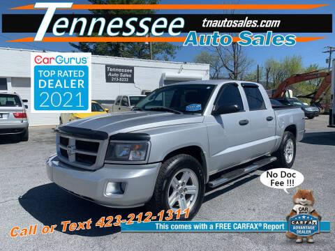 2011 RAM Dakota for sale at Tennessee Auto Sales in Elizabethton TN