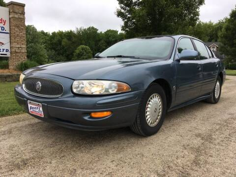 2000 Buick LeSabre for sale at Yoder's Auto Connection LTD in Gambier OH