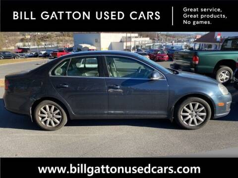 2005 Volkswagen Jetta for sale at Bill Gatton Used Cars in Johnson City TN