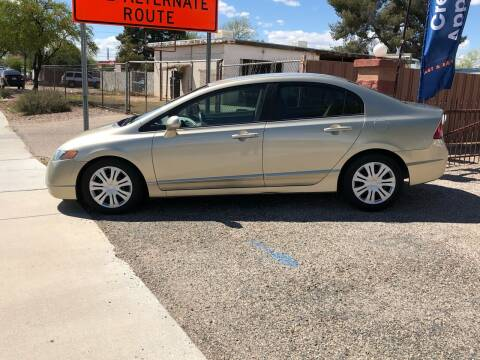 2008 Honda Civic for sale at All Brands Auto Sales in Tucson AZ