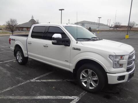 2015 Ford F-150 for sale at Walter Motor Company in Norton KS