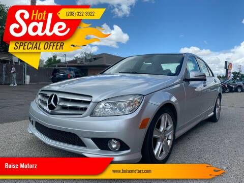 2010 Mercedes-Benz C-Class for sale at Boise Motorz in Boise ID