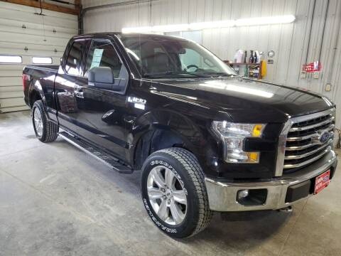 2015 Ford F-150 for sale at Union Auto in Union IA