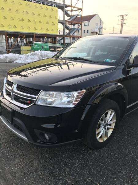 2015 Dodge Journey for sale at Dave's Garage Inc in Hampton Beach NH