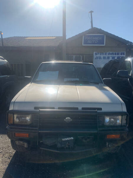 1990 Nissan Pathfinder for sale at Premier Auto Sales in Modesto CA