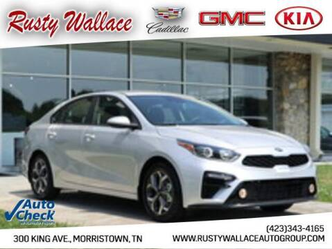 2021 Kia Forte for sale at RUSTY WALLACE CADILLAC GMC KIA in Morristown TN