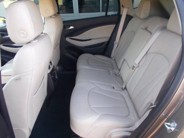 2017 Buick Envision Essence 4dr Crossover - Pratt KS