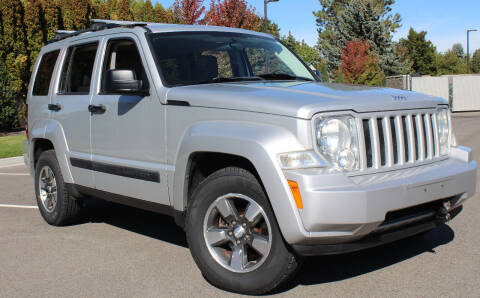 2008 Jeep Liberty for sale at J.K. Thomas Motor Cars in Spokane Valley WA