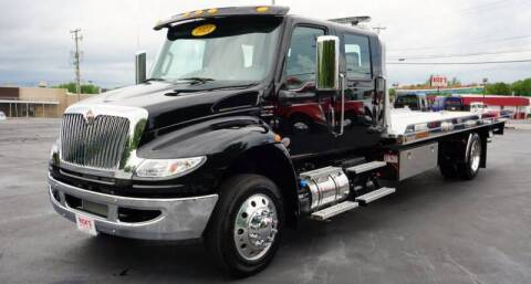 2021 International MV Crew Cab for sale at Rick's Truck and Equipment in Kenton OH